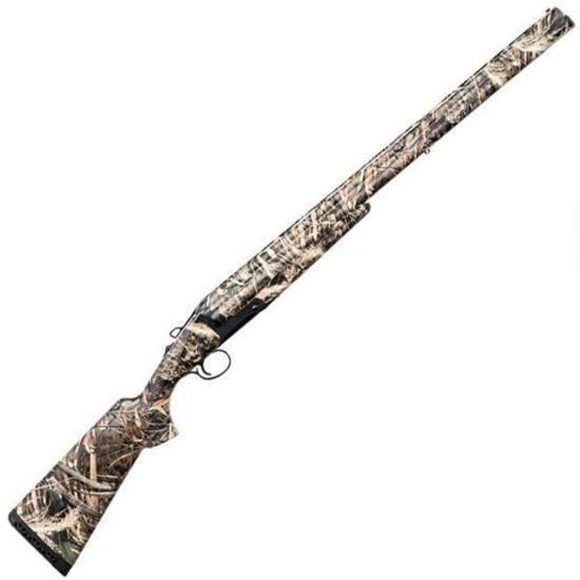 "Charles Daly 930.084 Triple Magnum Shotgun, Realtree Max-5, Maxi-Mag, 28"" Bbl, Rem Choke, Syn Stock, MC-5, Case, 12GA-3.5"""