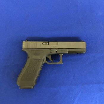 Glock Glock 17 Gen 4, 9MM, W/4Mags