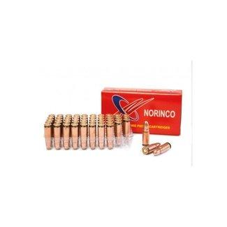 Norinco Norinco 7.62x25 TOK 85GR FMJ Box of 50Rnds