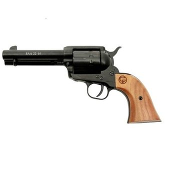 Chiappa Chiappa 1873 .22LR Single Action Revolver, 4.75'' Barrel, BLK