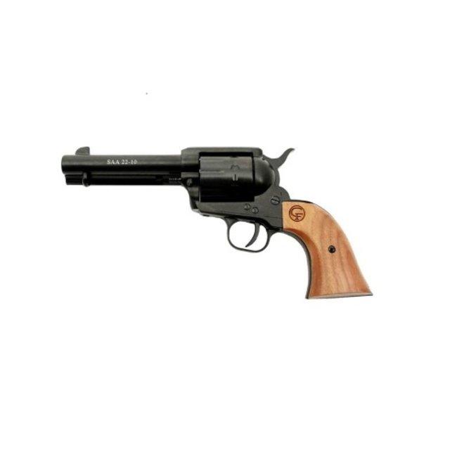 Chiappa 1873 .22LR Single Action Revolver, 4.75'' Barrel, BLK