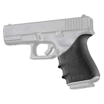 Hogue Hogue 17040 HandAll Beavertail Grip Sleeve, Glock 19, 23, 32 Gen 3-4, Black