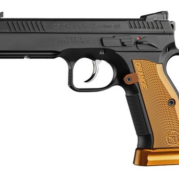 CZ CZ Shadow 2 Orange 9mm - Competition - Pistols