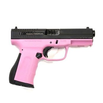 FMK FMK 9C1 G2 9MM 10RD 4.2'' Barrel, Single-Action, Striker Fired, Pink