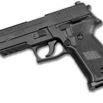 Sig Sauer Sig Sauer P226 9mm SURPLUS *NO MAGAZINE*