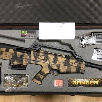 Ranger Ranger Bullpup Semi-Auto 20Ga. 3'', 20'' Barrel, 5 Chokes, Bronze Camo Finish