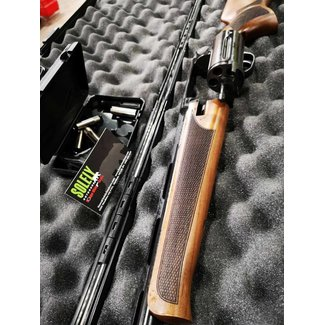 """Revolution Armory revolution 410 Ga Revolver 20"""" Vent Ribbed 5 round , with extra 2 cylinder blocker for hunting use"""