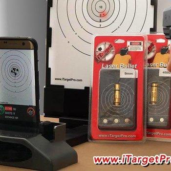 Itarget laser Bullets