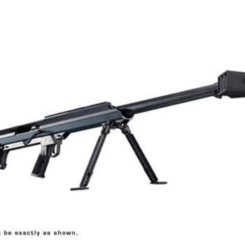 "Baretta Barrett Model 99 Rifle System .50 BMG 32"" Heavy Barrel, Black"