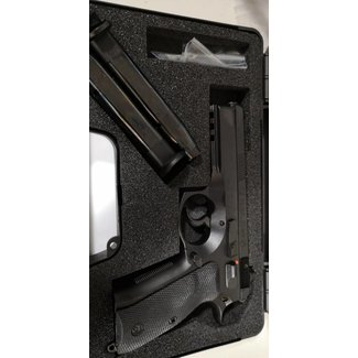 CZ CZ 75 SP-01 9mm with Ambi Safety