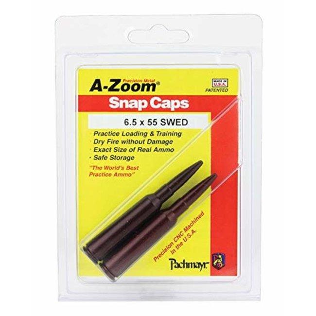 A-ZOOM 338 LAPUA MAG 2PK SNAP CAPS