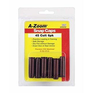 A-ZOOM 45 COLT 6PK SNAP CAPS