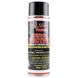 Pro-Shot Pro-shot zero-friction premium quality synthetic lubricant excellent for firearms knives & tools 6oz