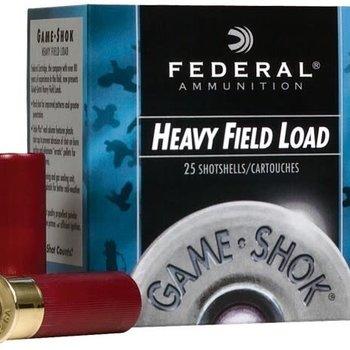 """FEDERAL HEAVY FIEL LOAD 12GA 2 3/4"""" #6"""