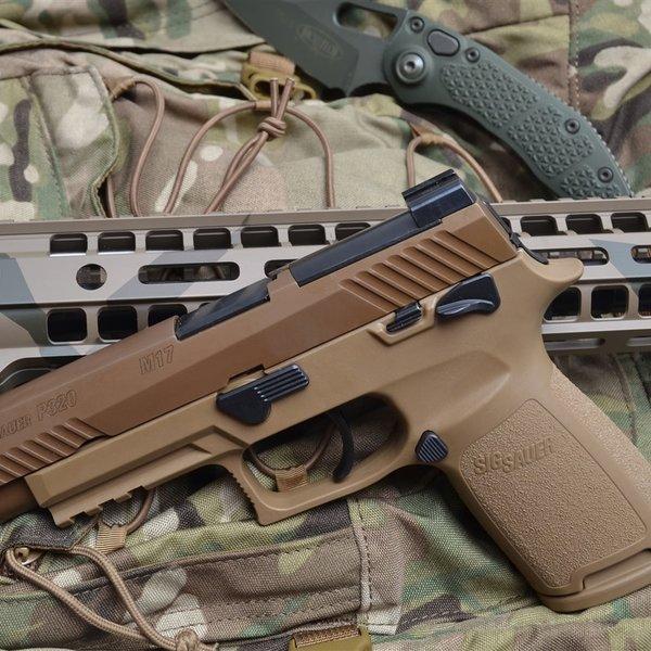 Sig Sauer P320F-9-M17-MS