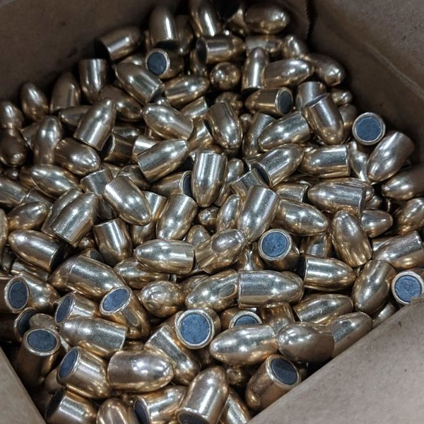 Atlanta .355 9mm 124GR FMJ 1000 Bullets