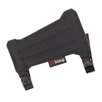 "PSE 6"" Black Two-Strap Armguard"