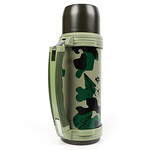 Camo Stainless Steel Vacuum Flask