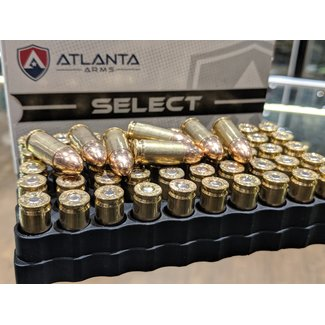 Atlanta Atlanta Arms Ammo 9mm 124gr FMJ SELECT 50/box