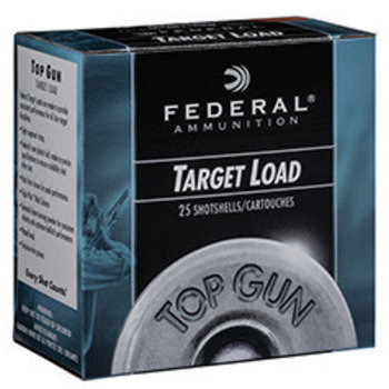 "Federal Target Load 12ga 2.75"" 1 1/8 oz #8 25/box"