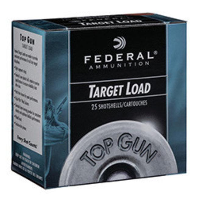 "Federal Target Load 12ga 2.75"" 1 1/8 oz #8 25/box"