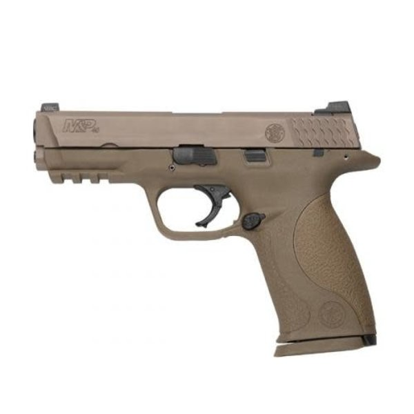 """SMITH WESSON M&P 40 VTAC NMS NTS 4.25""""BBL"""