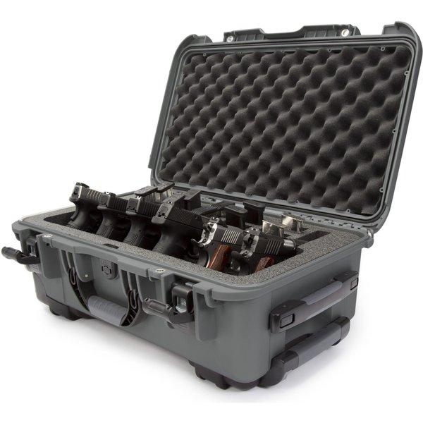 Nanuk Case w/foam insert for 6up Black