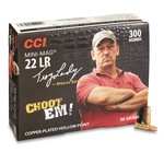 CCI MINI-MAG 22LR 36gr 300 RS CPHP