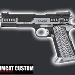 LIMCAT CUSTOM TOMCAT 1911 ( IPSC CLASSIC DIVISION) 9MM  .40 S&W .45 ACP