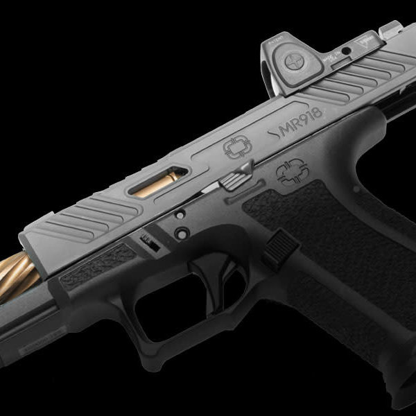SHADOW SYSTEMS MR918 COMBAT 9MM OPTIC READY