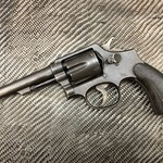 SMITH WESSON 1905 POLICE 38S&W  COLLECTOR