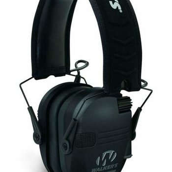 WALKERS HEARING  PROTECTION BLACK