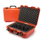 Nanuk Case with Foam insert for 4UP Orange 925