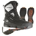 KORKERS POLAR VORTEX 1200 W/SNOW TRAC & ICE TRAC SOLES SZ 9