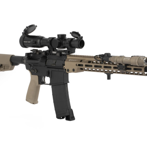 PRIMARY ARMS 1-6X24 SCOPE WITH ACSS RAPTOR .223/5.56 , 5.45X39 ,308 RETICLE BLK