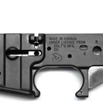 COLT CANADA AR-15 STRIPPED LOWER RECEIVER