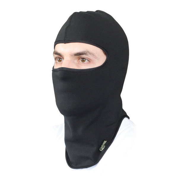 BACKWOODS BALACLAVA PASSE-MONTAGNE BLACK