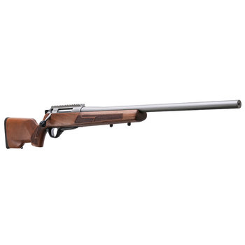 "Lightgow Arms LA102 Crossfire Rifle B.A 308WIN 4rs 22"" Threaded Barrel Walnut Stock Titanium Finish"