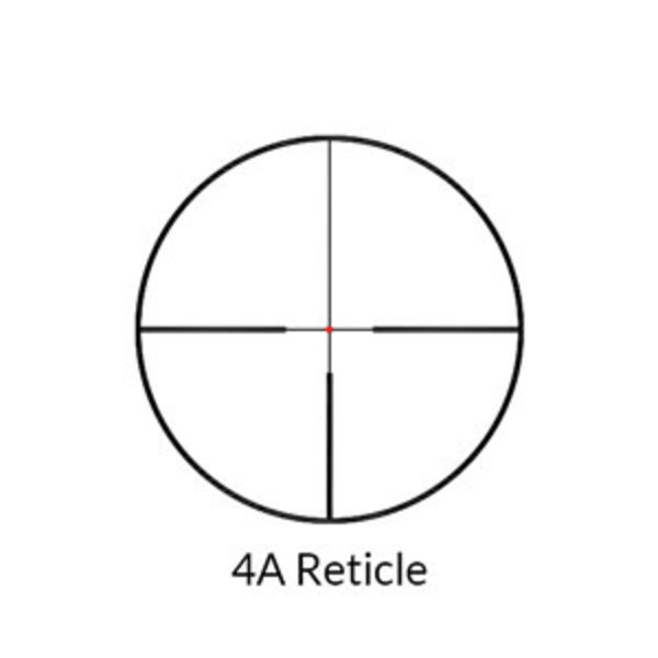 NIKKO STIRLING ULTIMAX 1-6X24 RETICLE EXTENDED 4A ILL
