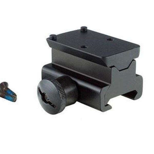 Trijicon (AC32005) RMR/SRO Picatinny Rail Mount Adapter with Colt Thumb Screw