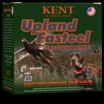 "Kent Upland Fasteel 12GA Precision Steel 2 3/4"" 1OZ 1450FPS #6/250rs of Case"
