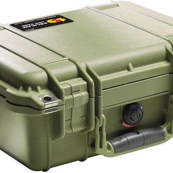 Pelican™ Protector Case™ 1400 WL/WF ,OD GREEN