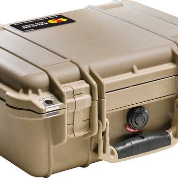 Pelican™ Protector Case™ 1400 WL/WF,DESERT TAN