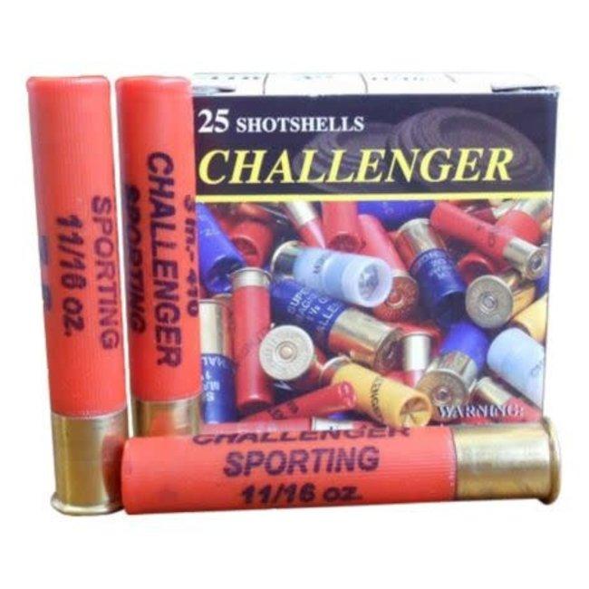 Challenger 410 target#8 1/2 OZ Target Shotshells 500/case