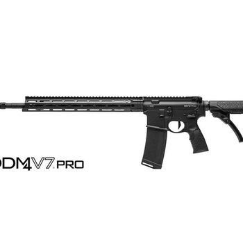 "Daniel Defense M4 V7 Pro 5.56 Nato, 18"" S2W® Barrel"