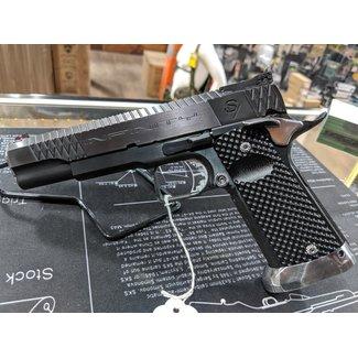 SVI Infinity 1911 Custom Pistol 9MM (Excellent condition under 1k shoot )