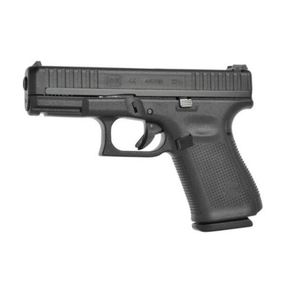 Glock 44 .22LR Rimfire Semi-Auto Pistol Black (Pre-Order)