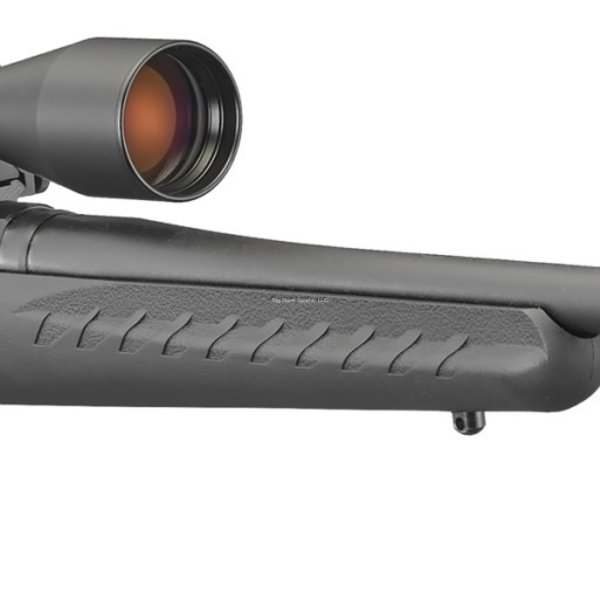 """Ruger 16932 American Bolt-Action Rifle Combo 270 Win 22"""" Syn Matte w/ Vortex Crossfire II 3-9x40 riflescope"""