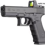 Glock GLOCK 17 Gen4 MOS 9mm Optic Ready