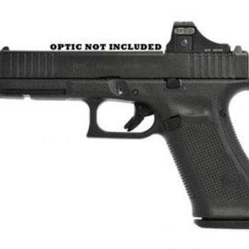 Glock 17 Gen 5 FS MOS Handgun 9mm Optic Ready